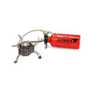 Calentador Multifuel y Gas Kovea Booster + 1